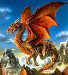 сказка про каменного дракона