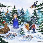 Новогодняя сказка - подарок на новый год